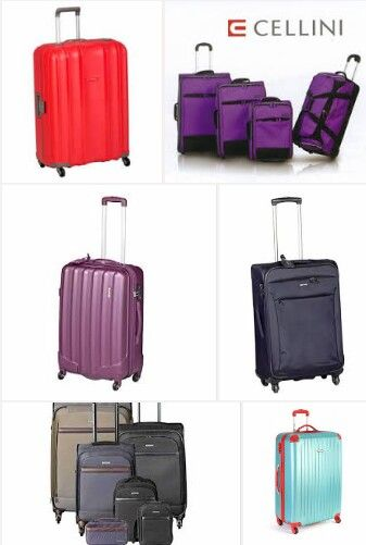 b7bd5e33908c Cellini Luggage