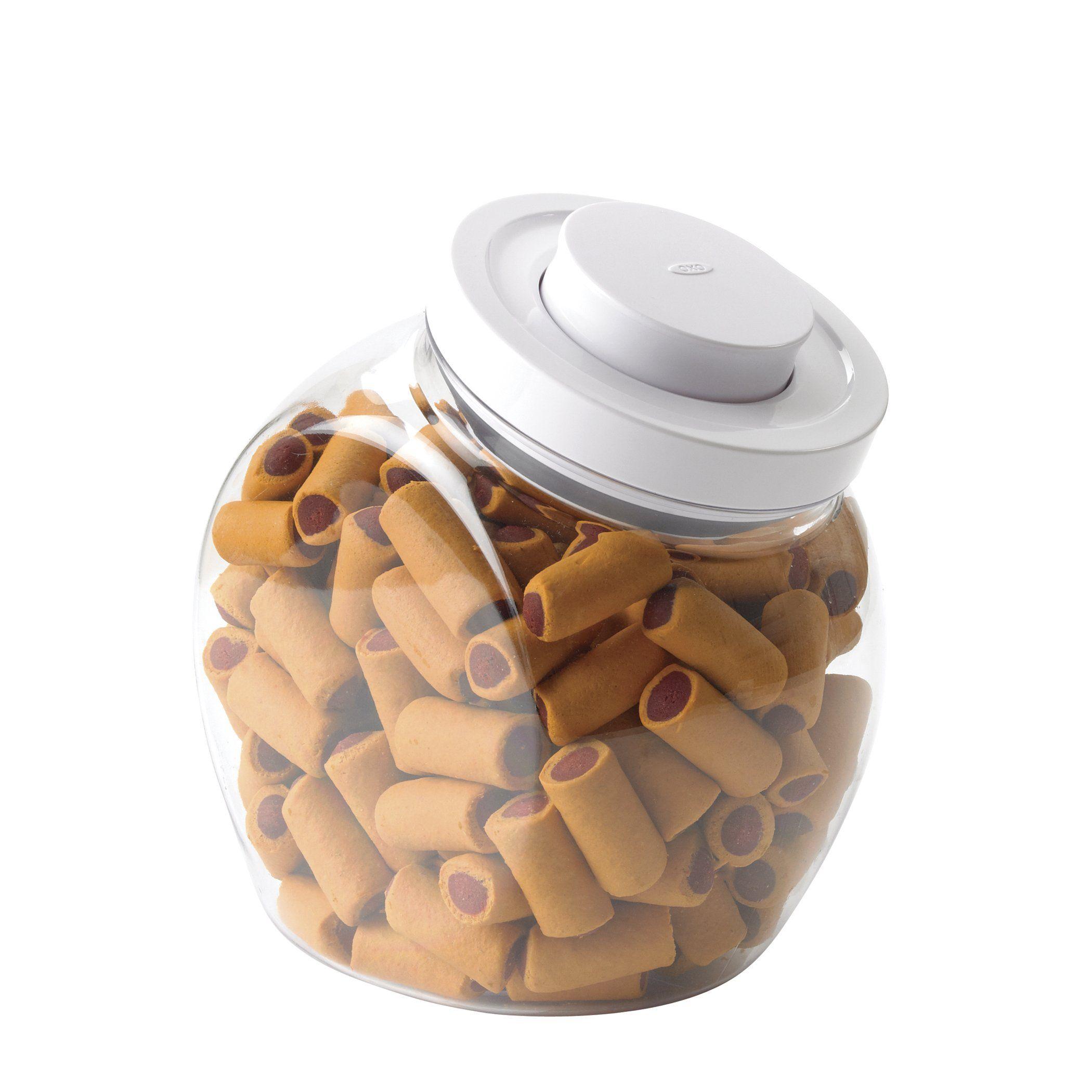 OXO Airtight Pet POP Medium Jar *** More info could be