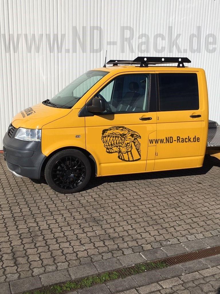 Original VW Grundtr/äger T5