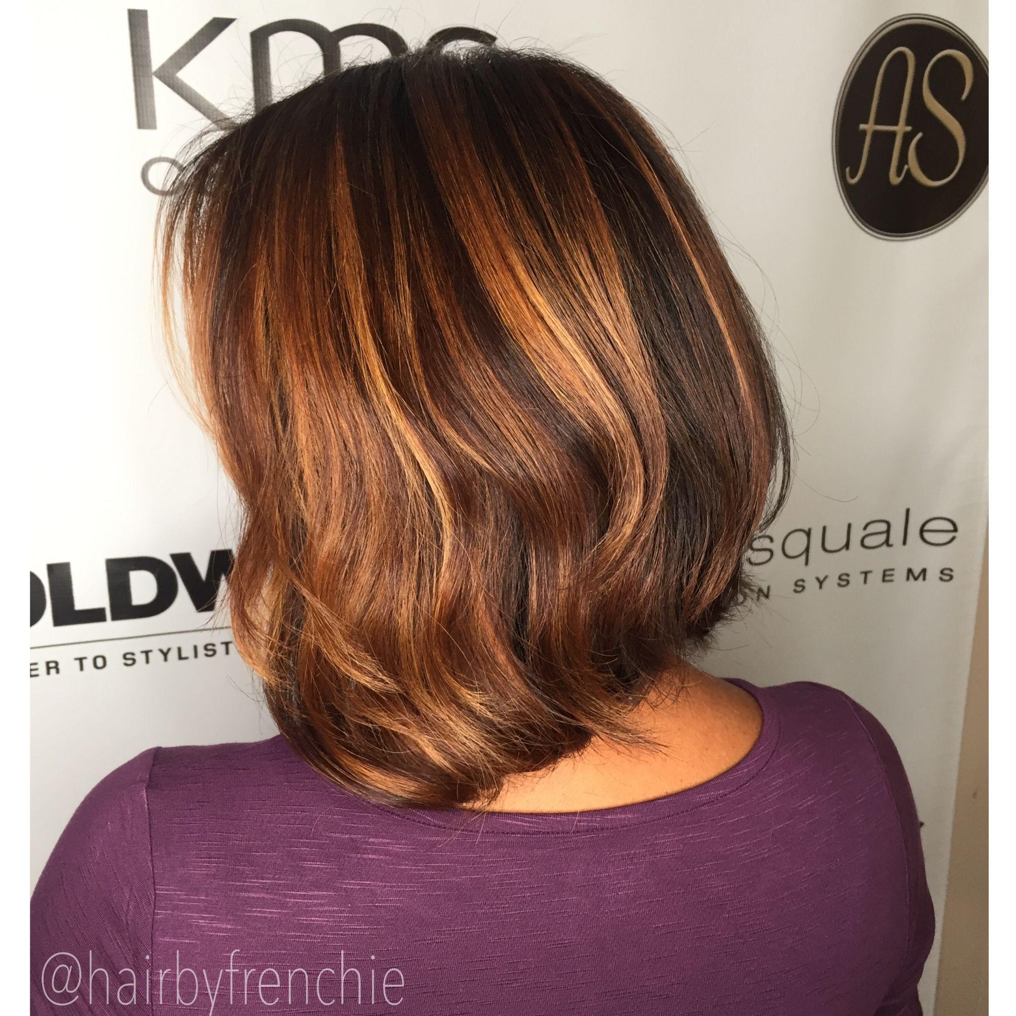 Fall hair hairgamer pinterest