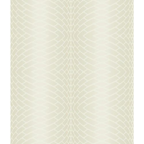 Modern Luxe Frosted Gold Impulse Wallpaper