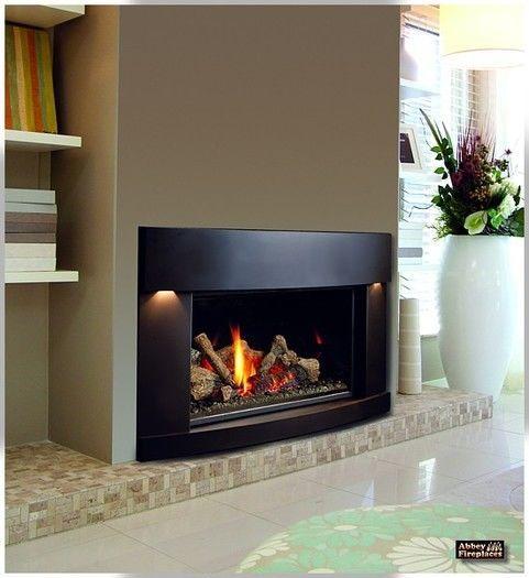 Cypress DVL GreenSmart Gas Log Fire, Natural Gas Fireplaces
