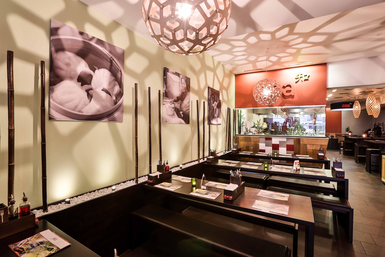coa asian food & bar. coa interior design. asian inspired design, Innenarchitektur ideen