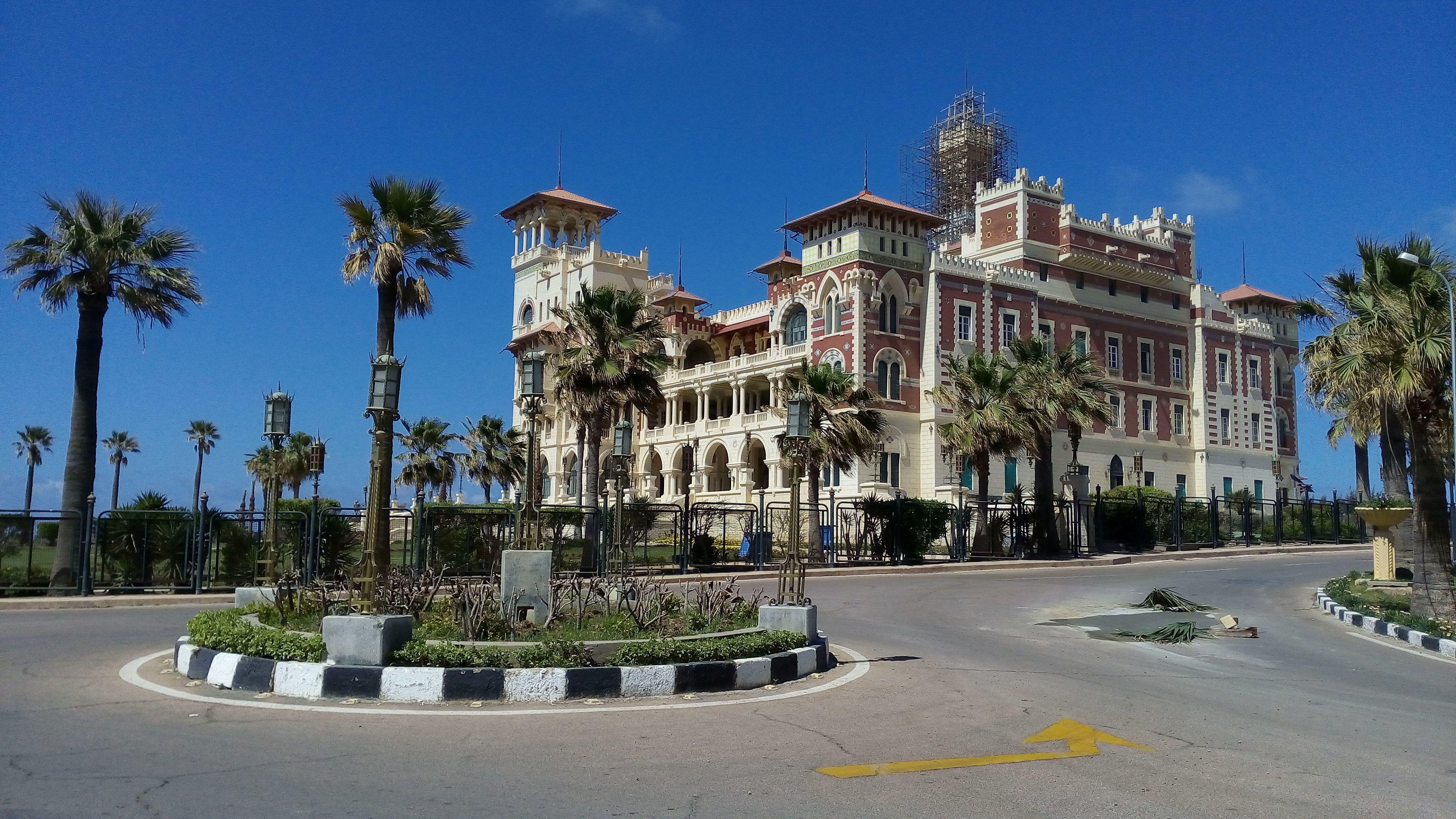 Montaza Palace Alexandria By Mamdouh Sakr Egypt Today Alexandria House Styles