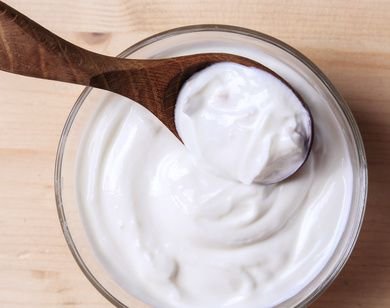Homemade Sour Cream From Yoghurt Healthy Sour Cream Homemade Sour Cream Make Sour Cream