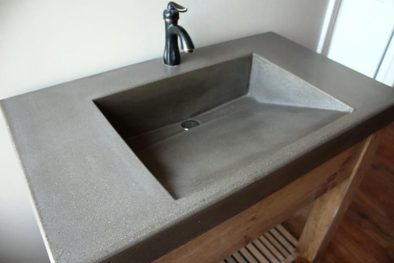 Concrete Bathroom Sinks For Sale Concrete Bathroom Concrete