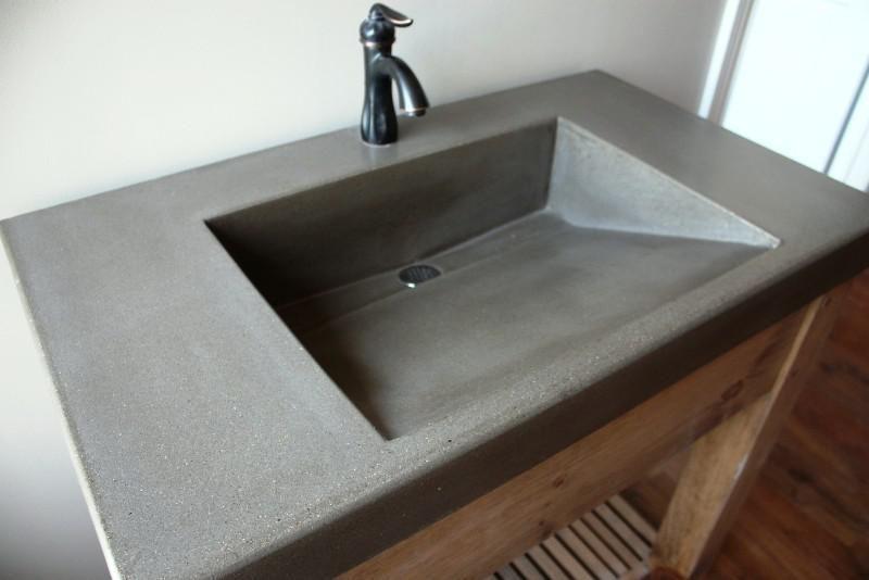 Concrete Bathroom Sinks For Sale Concrete Bathroom Concrete Sink Concrete Sink Bathroom