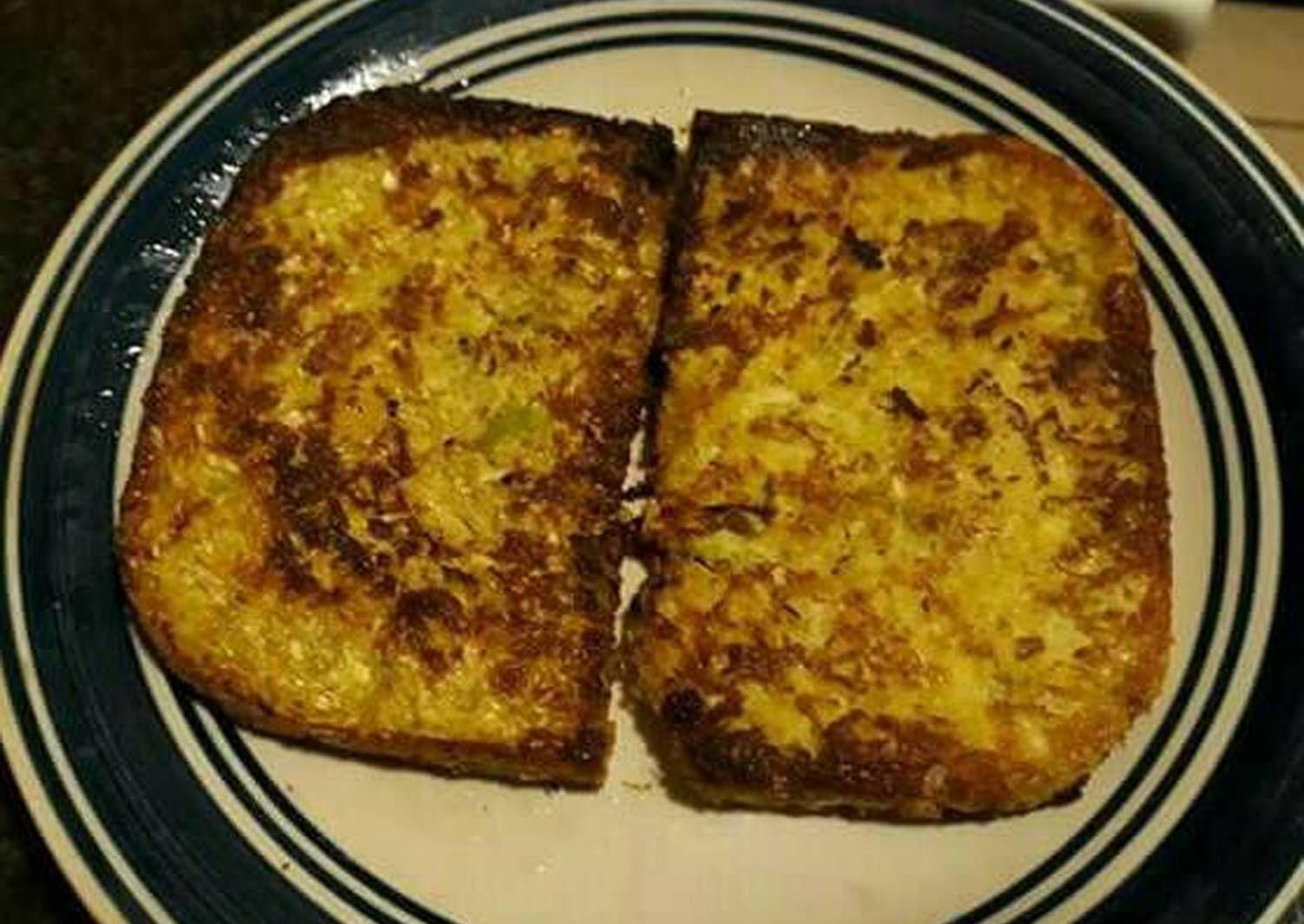 Tasty Cabbage bread | Recipe | Recipes, Rock recipes, Tasty