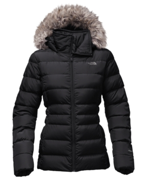 8ff373fc8 The North Face Gotham Faux-Fur Trimmed Jacket - Black M   Products ...