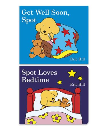 Loving this Spot Bedtime Board Book Set on #zulily! #zulilyfinds