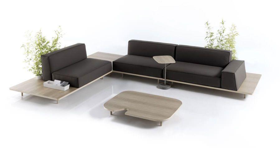 Divani Componibili Design.50 Divani Componibili O Modulari Dal Design Moderno בית