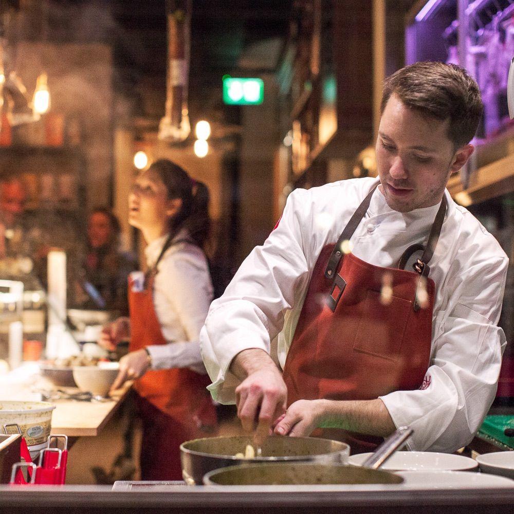 Hotel, Café, Bar und Feinkost in der Milchbar | creme zürich