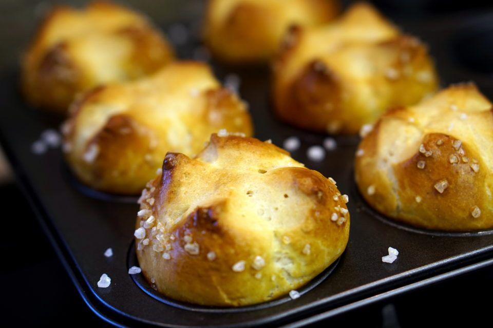 """""""Bretzel"""" Soft Muffins – Spaß & Essen  – Party time"""