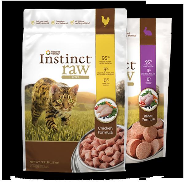 Instinct Pet Food For Your Cat Food Animals Raw Cat Food Recipes Rabbit Diet