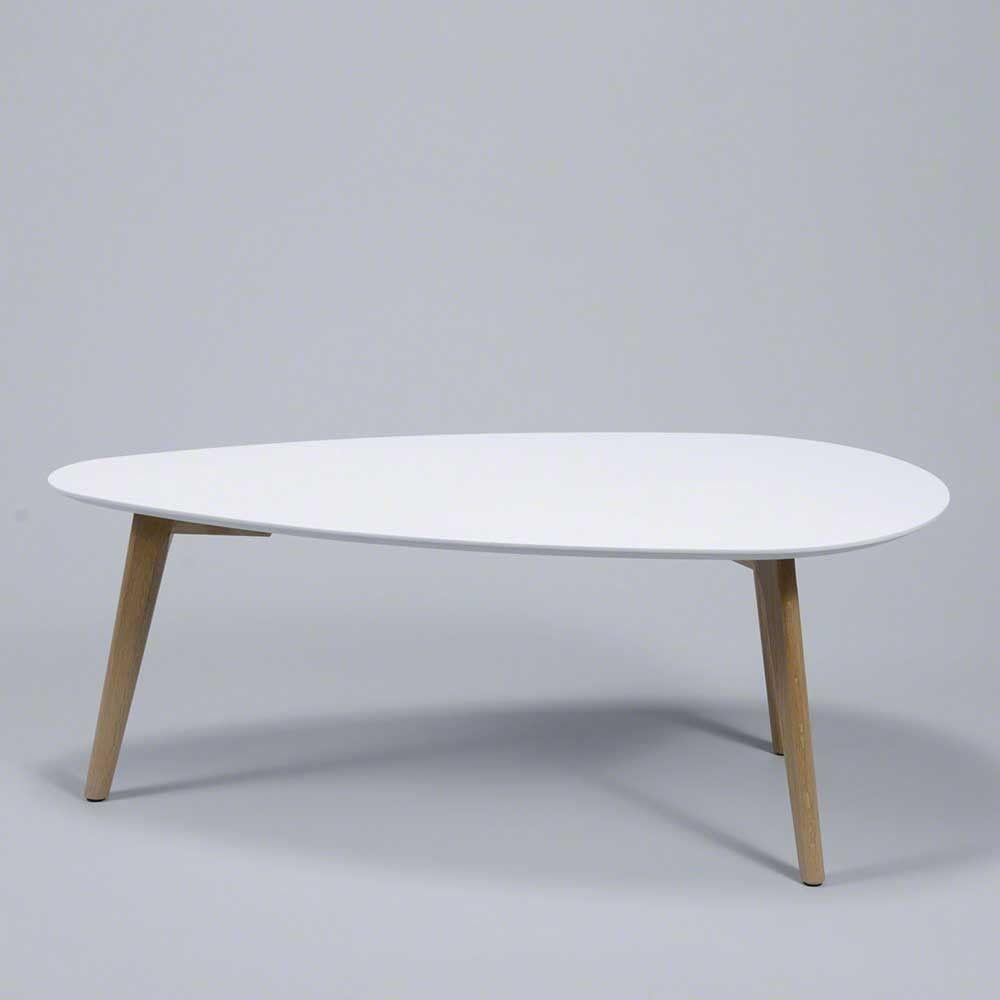 Sofatisch Stamfort In Weiss Eiche Im Retro Design 02 Jpg Sofa Tisch Couchtisch Rund Couchtisch