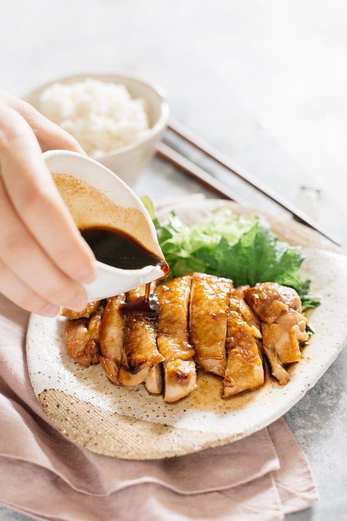 authentic japanese teriyaki chicken teriyaki chicken