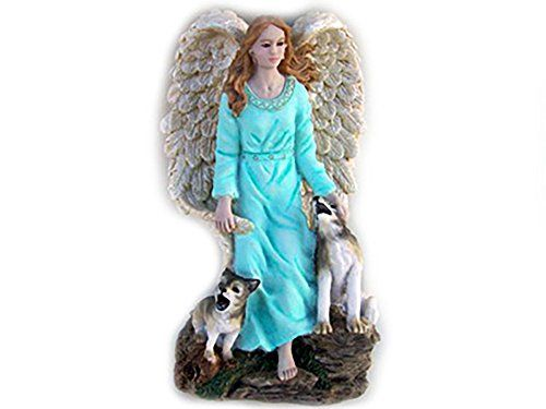Angel and Wolf Christmas Tree Topper *** This is an Amazon Affiliate link. Check out this great product.