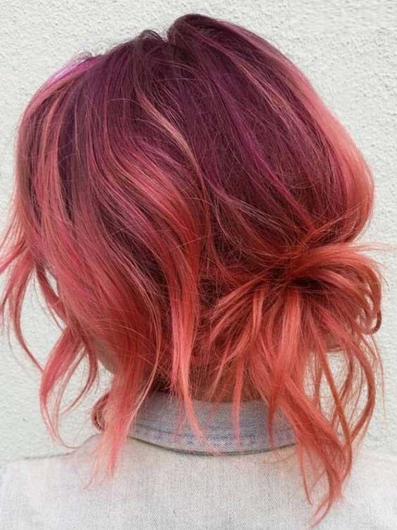 In diesem Beitrag haben wir unser Bestes versucht, um die umwerfende Pulp-Riot-Haarfarbe zu sammeln #haircolor