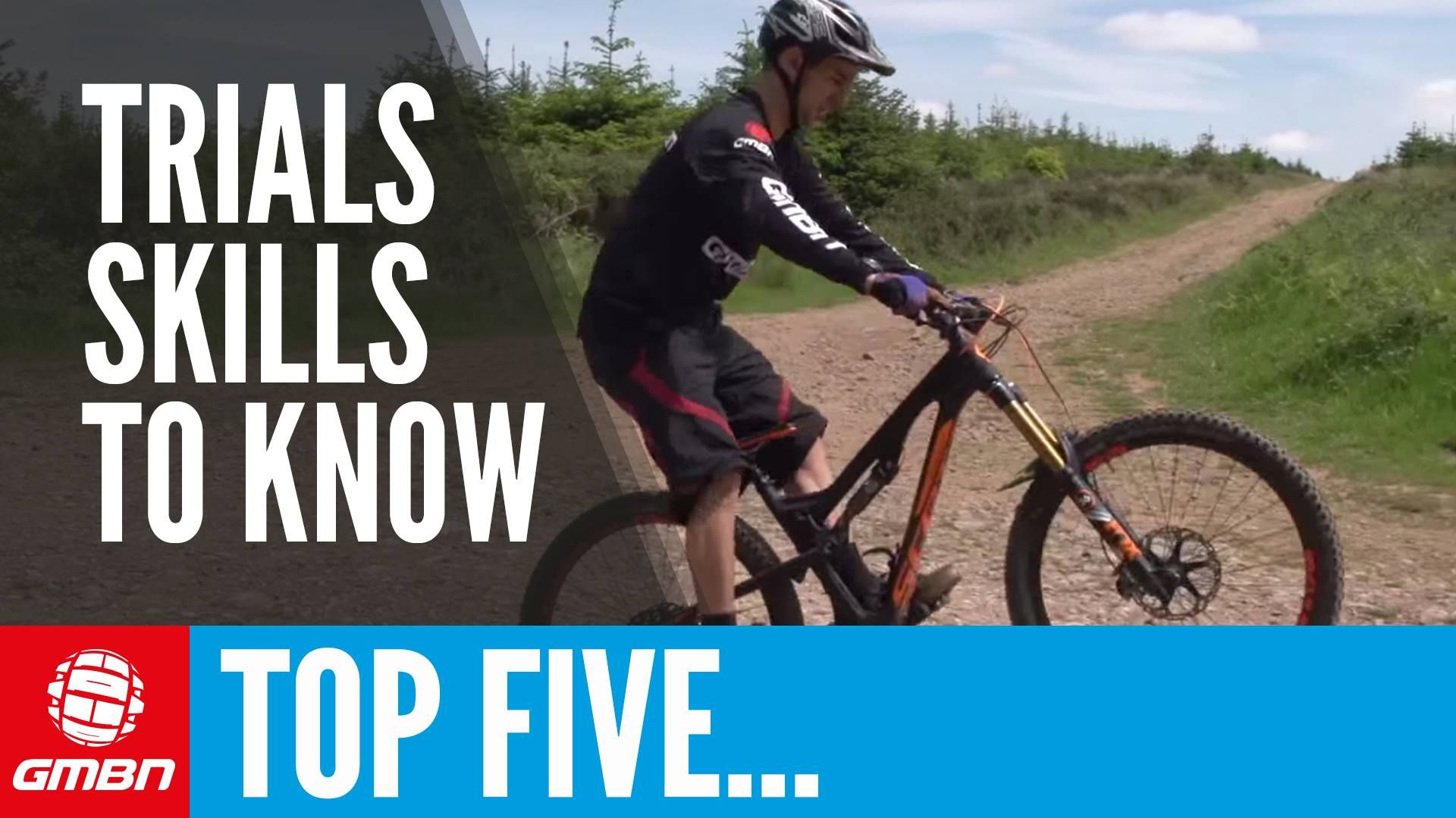 Video 5 Trials Skills That Every Mountain Biker Should Know