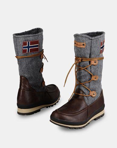 Ankle boots Women - Footwear Women on Napapijri Online Store ...