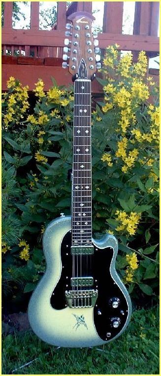 Rare 12 String Ovation Bluebird (Glen Campell Model)