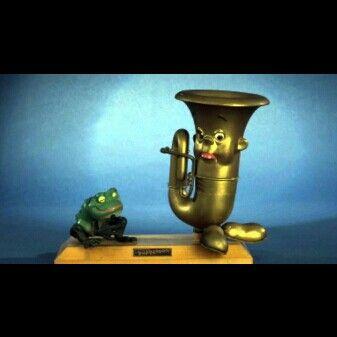 Has anyone seen Tubby the tuba?
