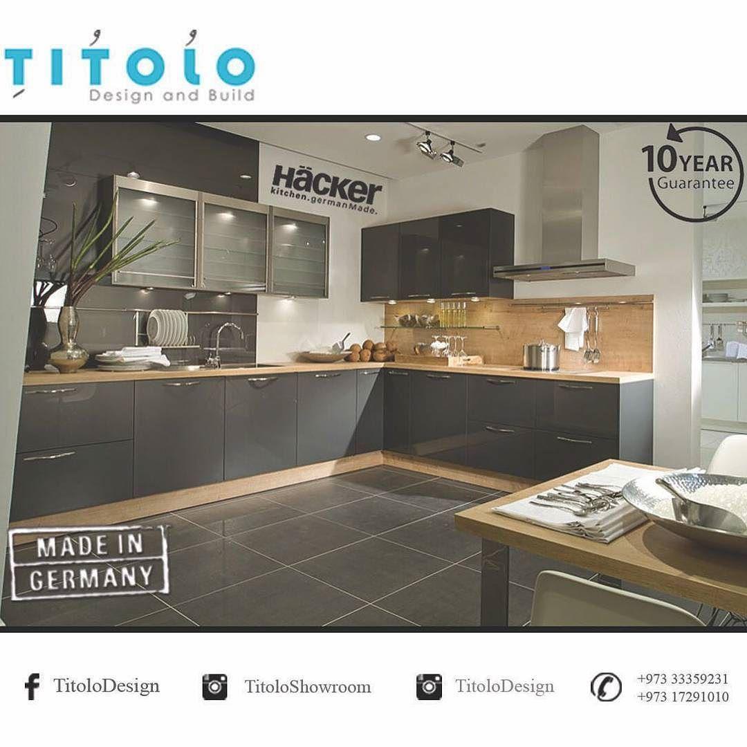 titoloshowroom شركة هكر الالمانية للمطبخ الفاخرة Follow