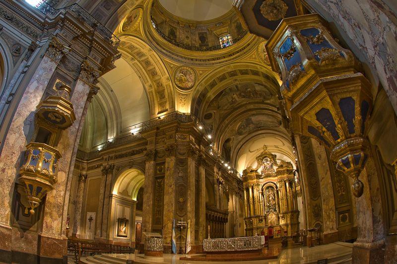 catedral metropolitana de buenos aires | Anglican cathedral, Anglican, Buenos aires