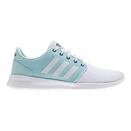 le adidas neo cloudfoam qt racer scarpe ftwr / ftwr / unità di inchiostro
