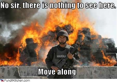 Funny Military Pictures: Move Along