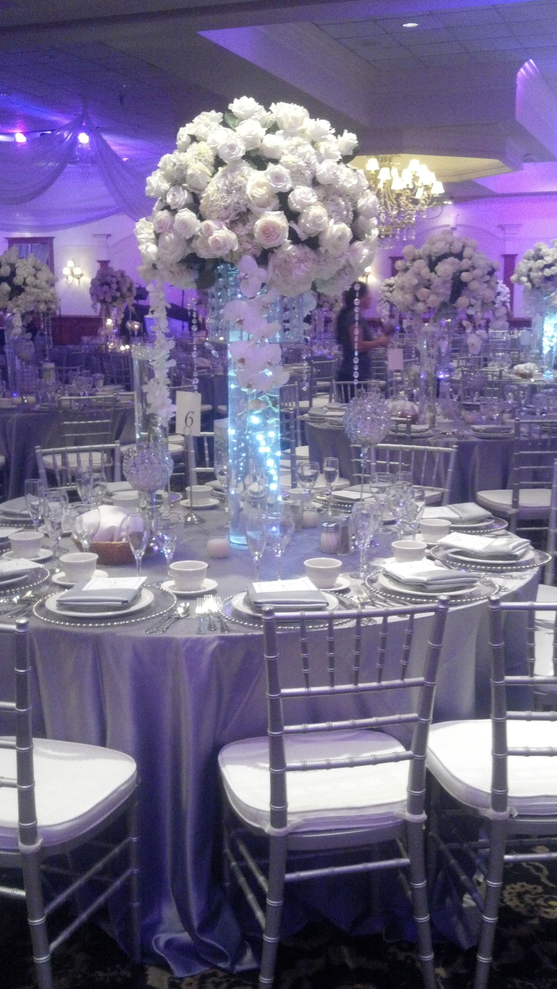 Pin by Petruzzellos Banquet and Confe on Centerpieces