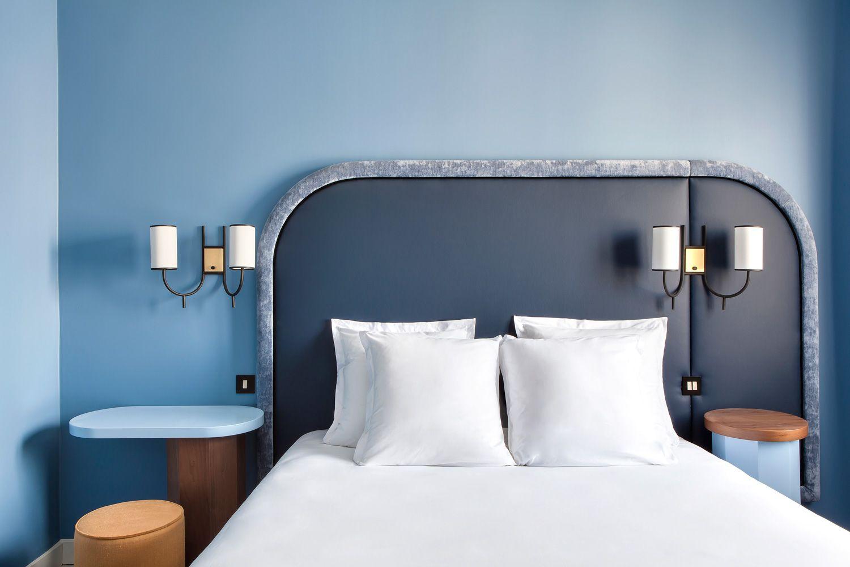 Hotel Bienvenue Paris  France Designed By Chlo U00e9 Negre