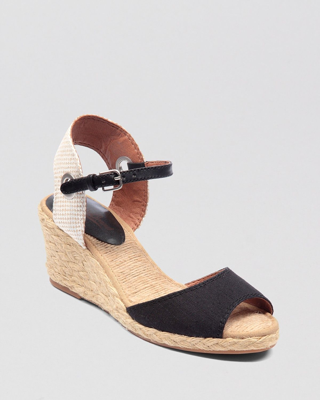 Lucky Brand Espadrille Wedge Sandals