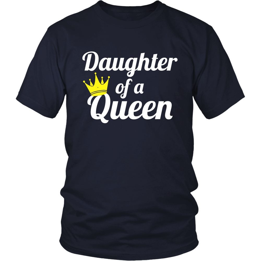 Daughter of a Queen Family T-shirt