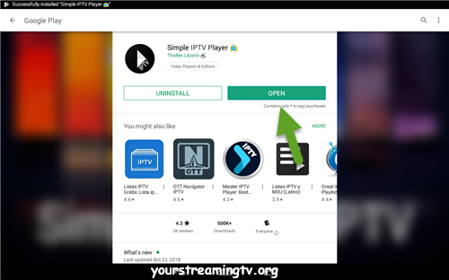 Simple IPTV Player APK Download & Install – Your Streaming TV | APKS