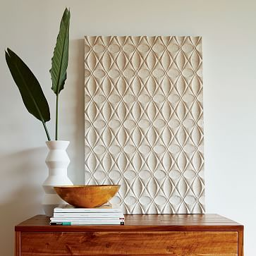 This Wall Art Is Handcrafted By Artisans In The Philippines From