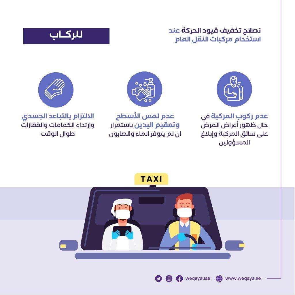 نصائح للركاب ولمقدمي الخدمات بعد تخفيف قيود الحركة عند إستخدام مركبات النقل العام 2ga Aic Quotes
