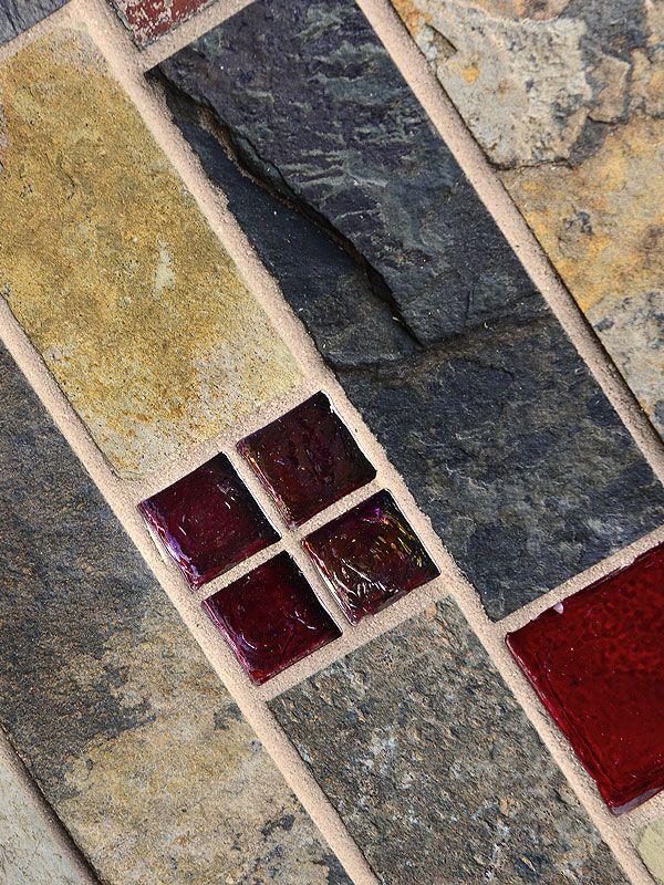 Best Subway Slate Glass Mosaic Kitchen Backsplash Tile Mosaic 400 x 300