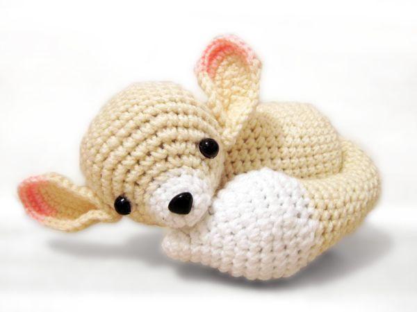 Fifi the Fox amigurumi pattern by Sweet N' Cute Creations
