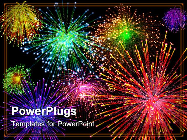 Animated fireworks powerpoint template about celebratory firework animated fireworks powerpoint template about celebratory firework abstract art toneelgroepblik Image collections