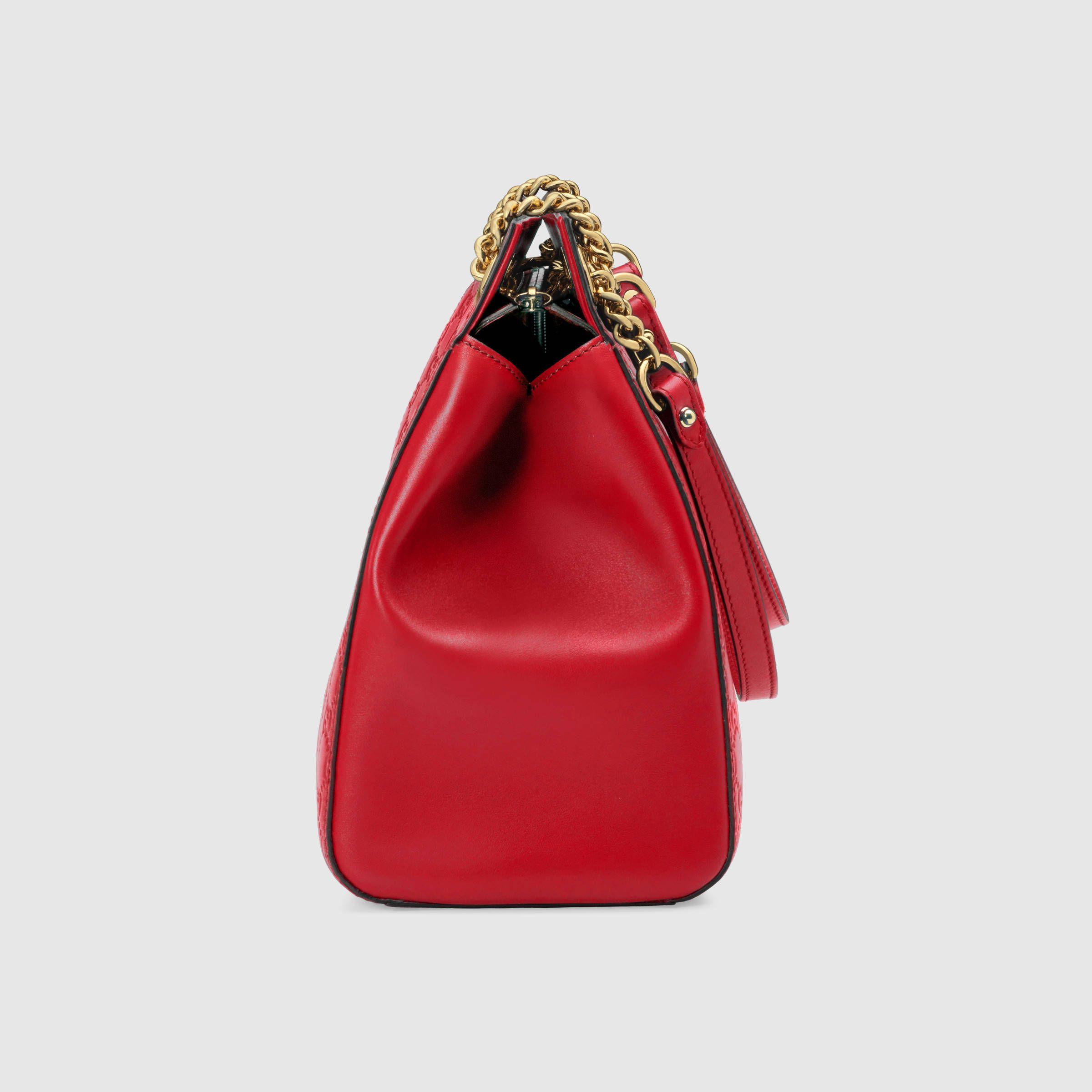 31215c2f4f Risultati immagini per borsa gucci signature rosso | borse e affini ...