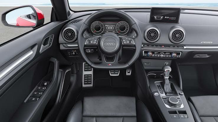 Audi A3 Cabriolet 2020 Interior In 2020 A3 Cabriolet Audi A3 Cabriolet Audi