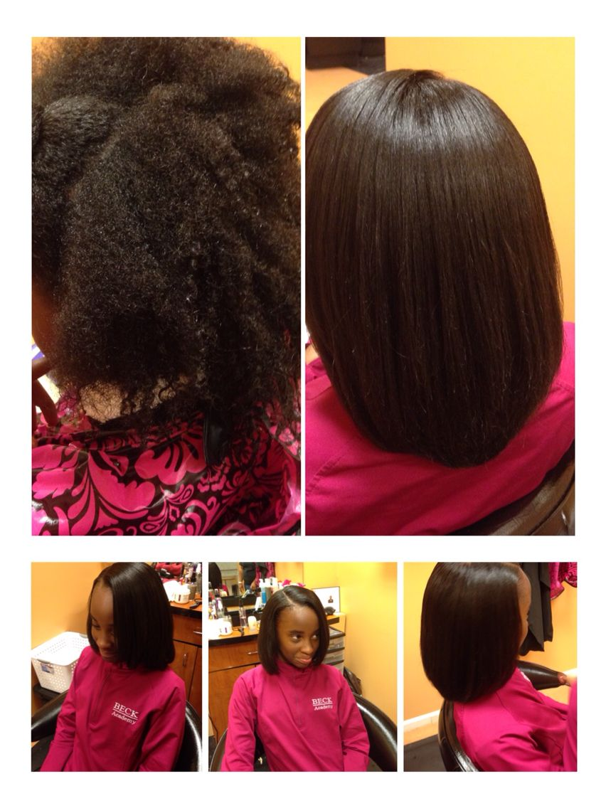 Blowout And Silk Pressed All Natural Hair Natural Hair Styles Silk Press Natural Hair Pressed Natural Hair