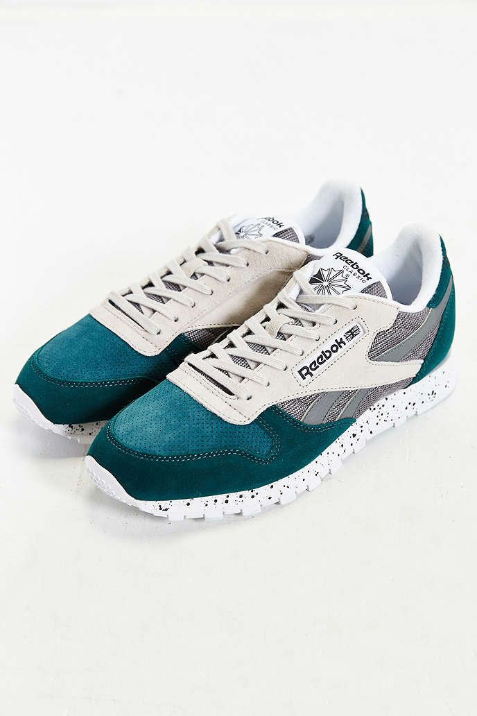 7019b54646a ... Reebok Classic Suede SM Running Sneaker - Urban Outfitters ...