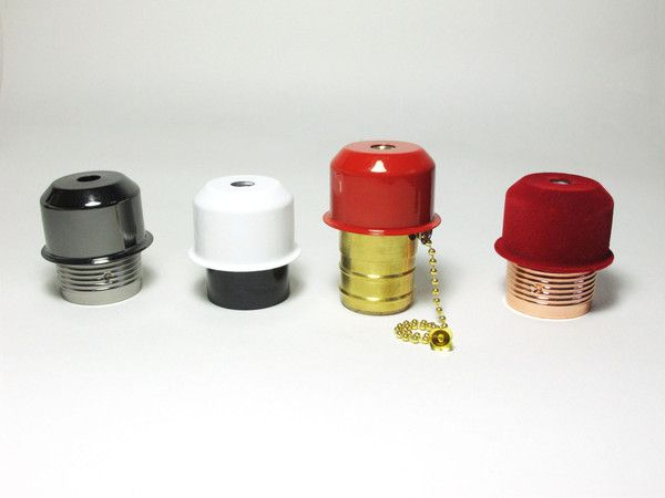 Lamp Socket Cover