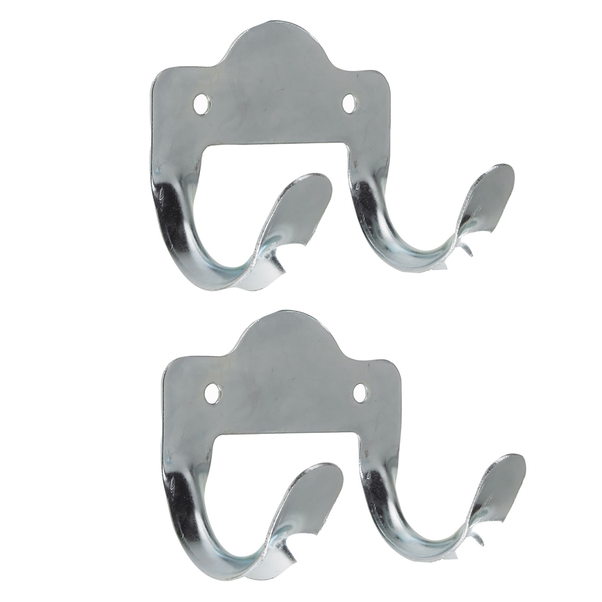 Rothley Steel Tool Storage Hooks Pack Of 2 Departments Diy At B Q