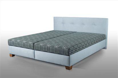Postele s úložným priestorom sú veľmi vhodné do malého bytu, schováte v nich hocičo :) http://www.sedackybeta.sk/sk/postele/polohovatelne-postele.html