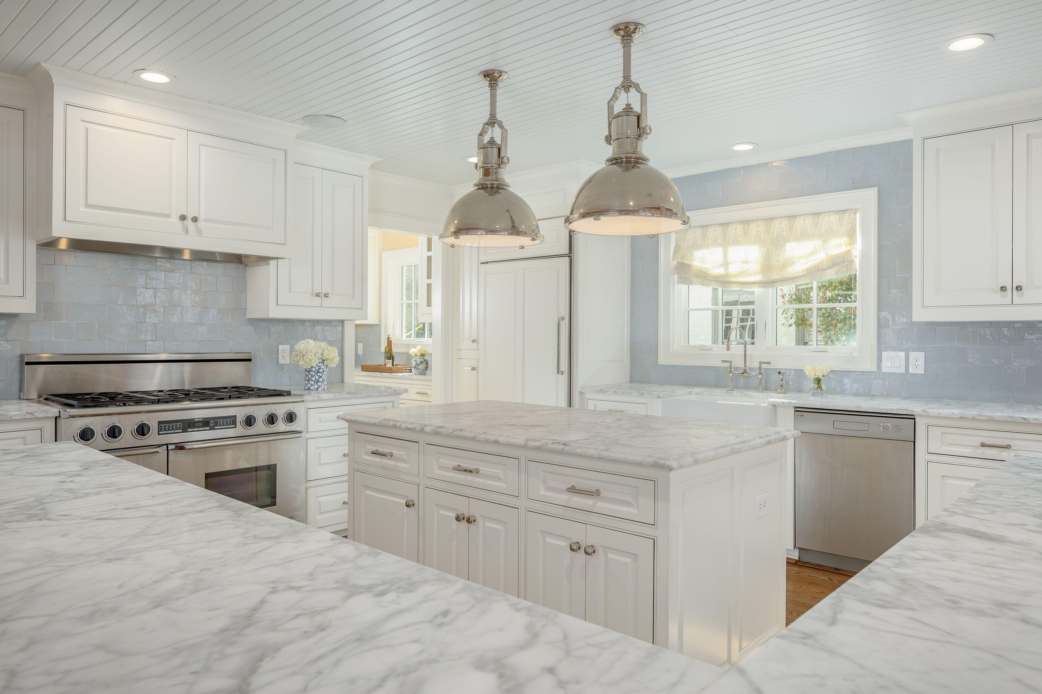 Mcfarlin Kitchen Amy Berry Design Home Beautiful Kitchens
