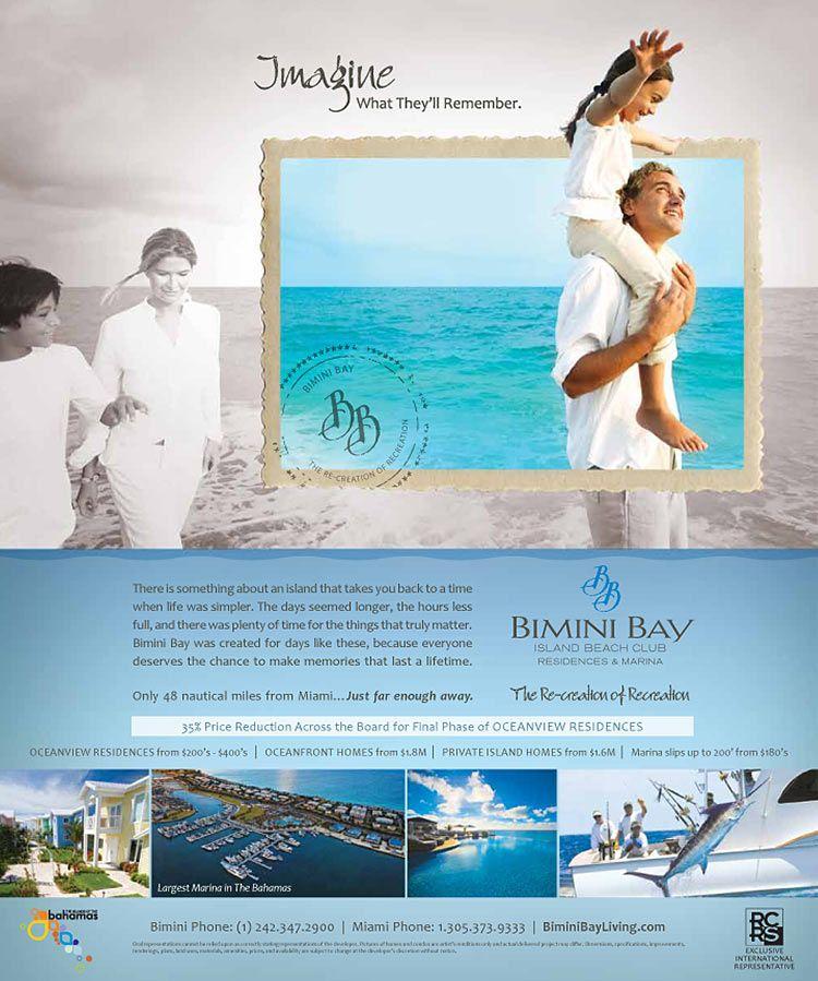 Beach Resort Advertisement Poster