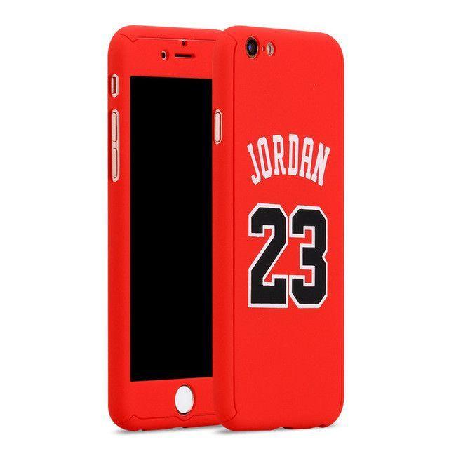 For iPhone 6s Basketball Player Hard Phone Case Jordan Kobe Bryant ...